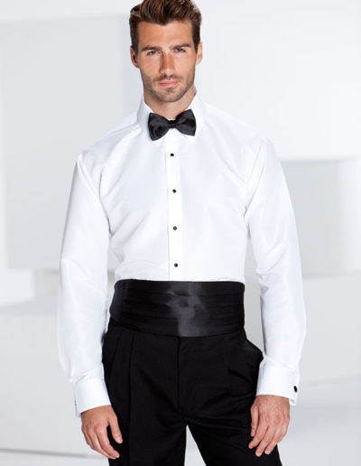 Vince-Fitted-white-Plain-front-laydown-with-bow